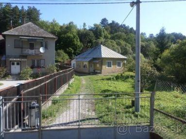 Rodinný dom v obci Lúčka