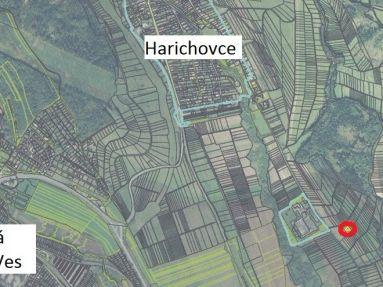 SNV HARICHOVCE - 1912m2 - DOM , CHATA, PODNIKANIE.