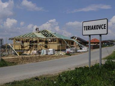KUPIM Pozemok v obci Teriakovce .