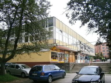 Prenájom - obchodné priestory - Žilina