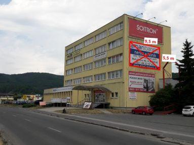 Prenájom - Reklamné plochy - Banská Bystrica
