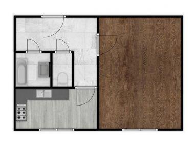 Predaj 1, 5 izb.byt, Bratislava IV - Dúbravka, Bilíkova ul