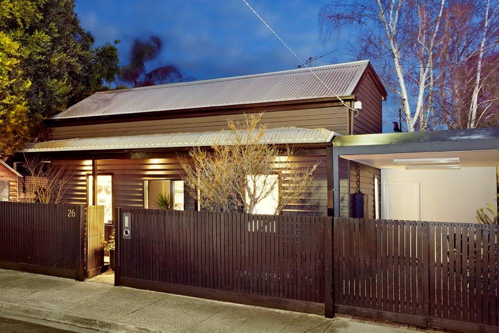 Projekt prerobeného moderného rodinného domu