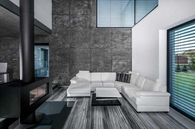 Dvere, okná, podlaha - interiér v súlade