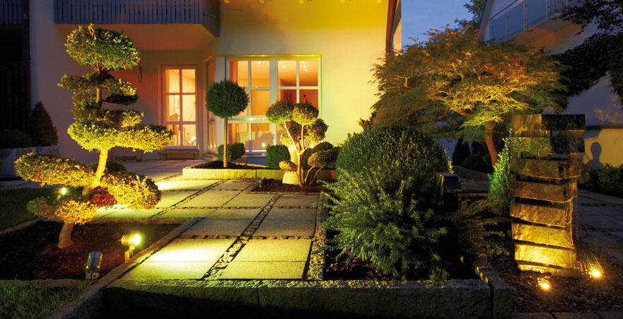 Záhradné osvetlenie nielen pre vašu záhradu