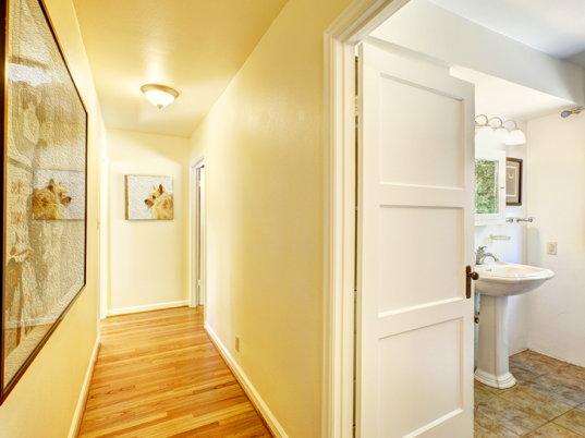 5. Zatvárajte dvere na kúpeľni