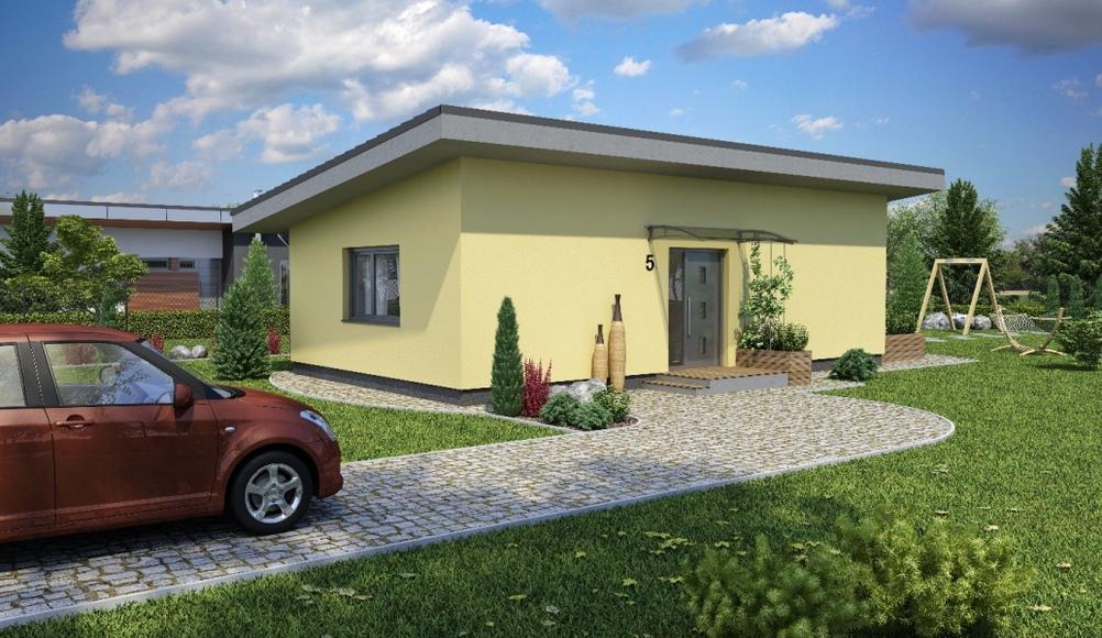 Projekt rodinného domu Laguna 5
