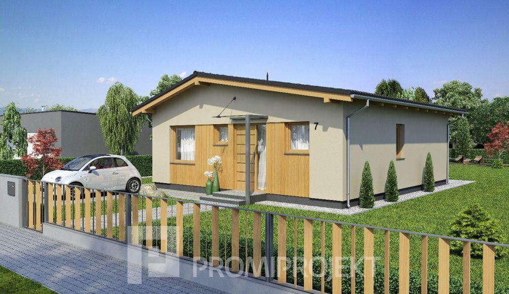 Projekt rodinného domu Laguna 7